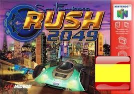 Roms de Nintendo 64 San Francisco Rush 2049 (Español) ESPAÑOL descarga directa