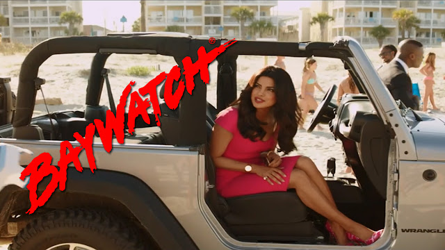 Priyanka Chopra First Look | Sizzling & Hot Baywatch Movie Wallpaper