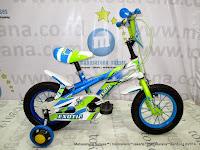 Sepeda Anak Exotic 9990 Super Bicycle 12 Inci