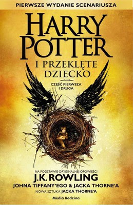Nowa książka o Harrym Potterze scenariusz