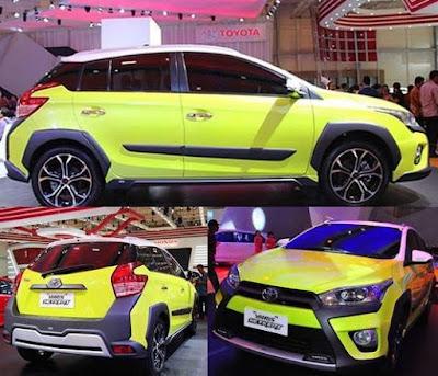 Kredit Toyota Yaris 2017
