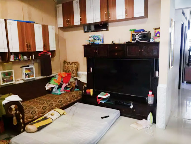 Ruang tamu (Living Room 2) - Jual Over Kredit Rumah Komplek di Cikoneng, Bojongsoang, Bandung