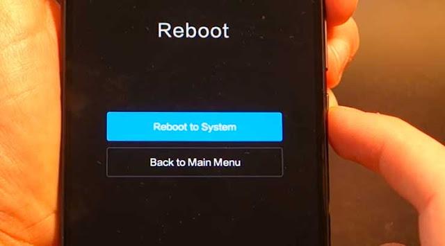 Cómo desbloquear o restablecer de fabrica el Xiaomi MI 5X