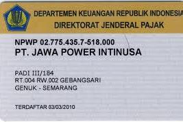 Mau Buat NPWP, Perhatikan syarat-syarat pembuatan NPWP di bawah ini