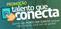 Promoção Talento que conecta Duratex www.promocaotalentoqueconecta.com.br