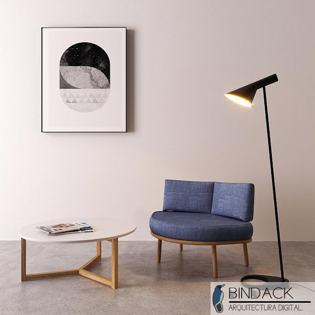 Bindack Arquitectura Digital - Composicion alfa