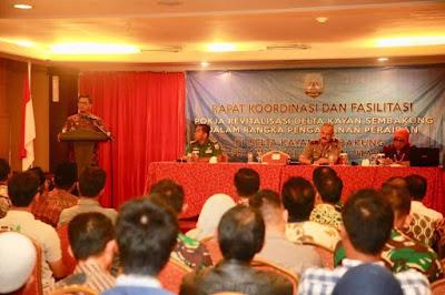 FB IMG 1509002001742 - Gubernur KALTARA. Deteksi Awal Ancaman Kerawanan Tahun Politik
