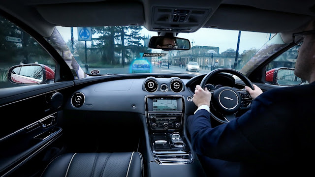 jaguar land rover technology