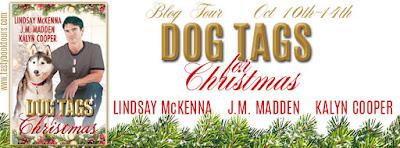 Dog Tags for Christmas Anthology – Blast + Giveaway @lindsaymckenna @authorjmmadden @KaLynCooperbook @TastyBookTours