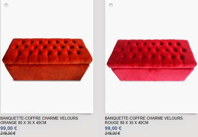 ventes privees sur internet potiron. Black Bedroom Furniture Sets. Home Design Ideas