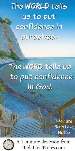 The Danger of Self-Confidence - Joshua and the Gibeonites