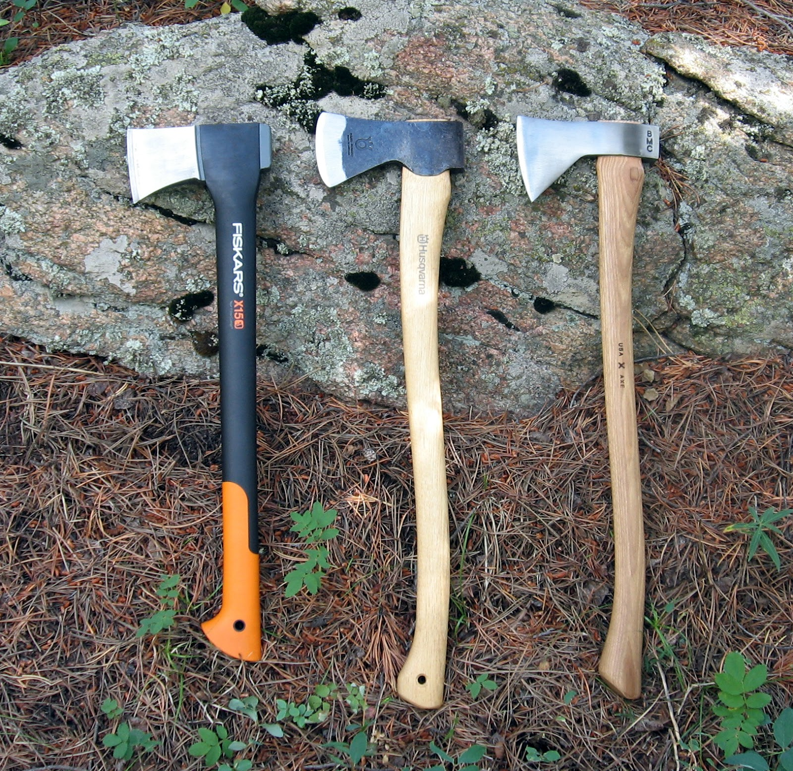 Rocky Mountain Bushcraft Review Husqvarna Forest Axe