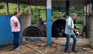 Polícia Civil incinera drogas em Iretama
