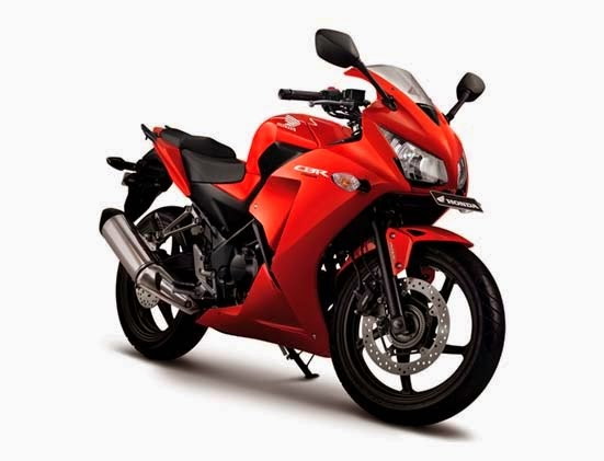 All New Honda CBR250R