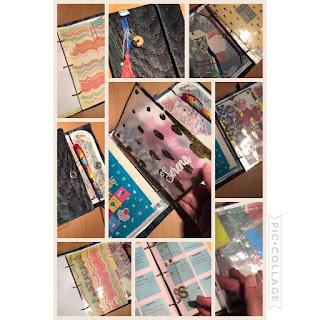 collage proceso de trabajo