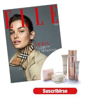 Cosmética de Atashi - regalo con la revista Elle