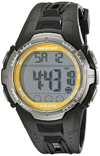 Timex Marathon Sports Digital Silver Dial Men's T5K803
