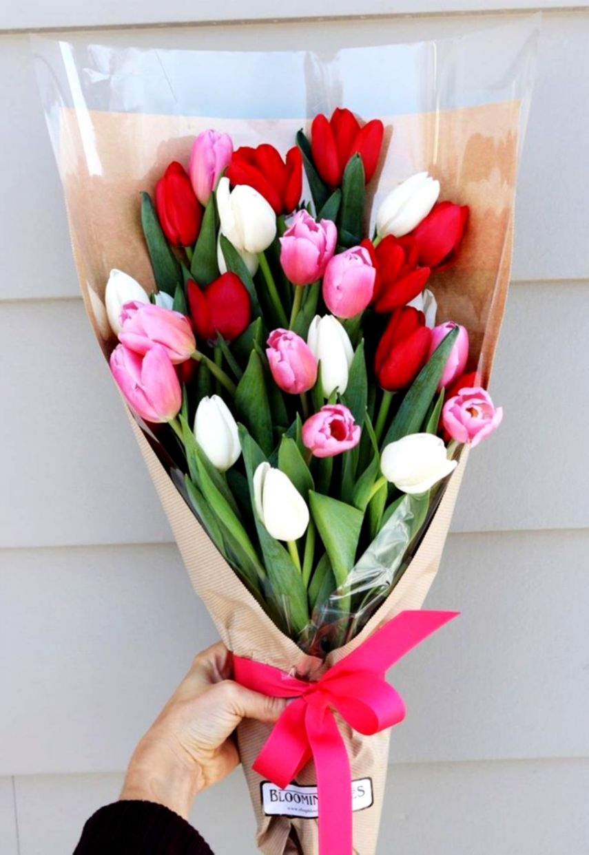 valentines day bouquets - 736×1104