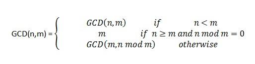 C Program to Find G.C.D Using Recursion
