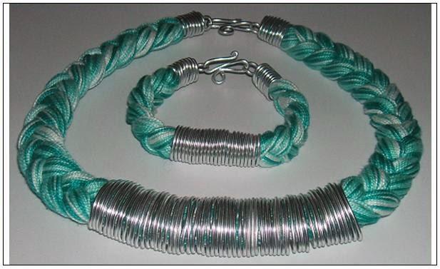 506c79aaa Collares Y Pulseras De Manualidades - Collares