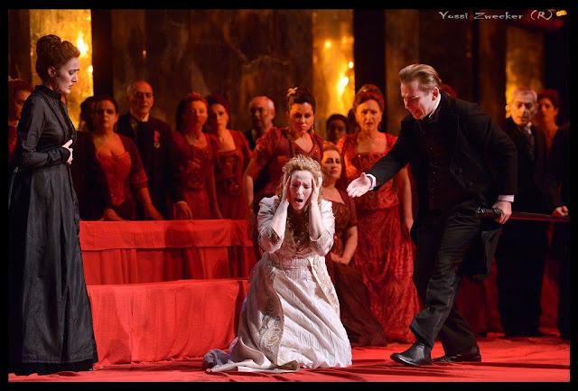 לוצ'יה די למרמור - ביקורת אופרה