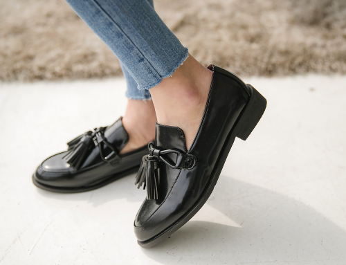 Slim tasseled Loafers