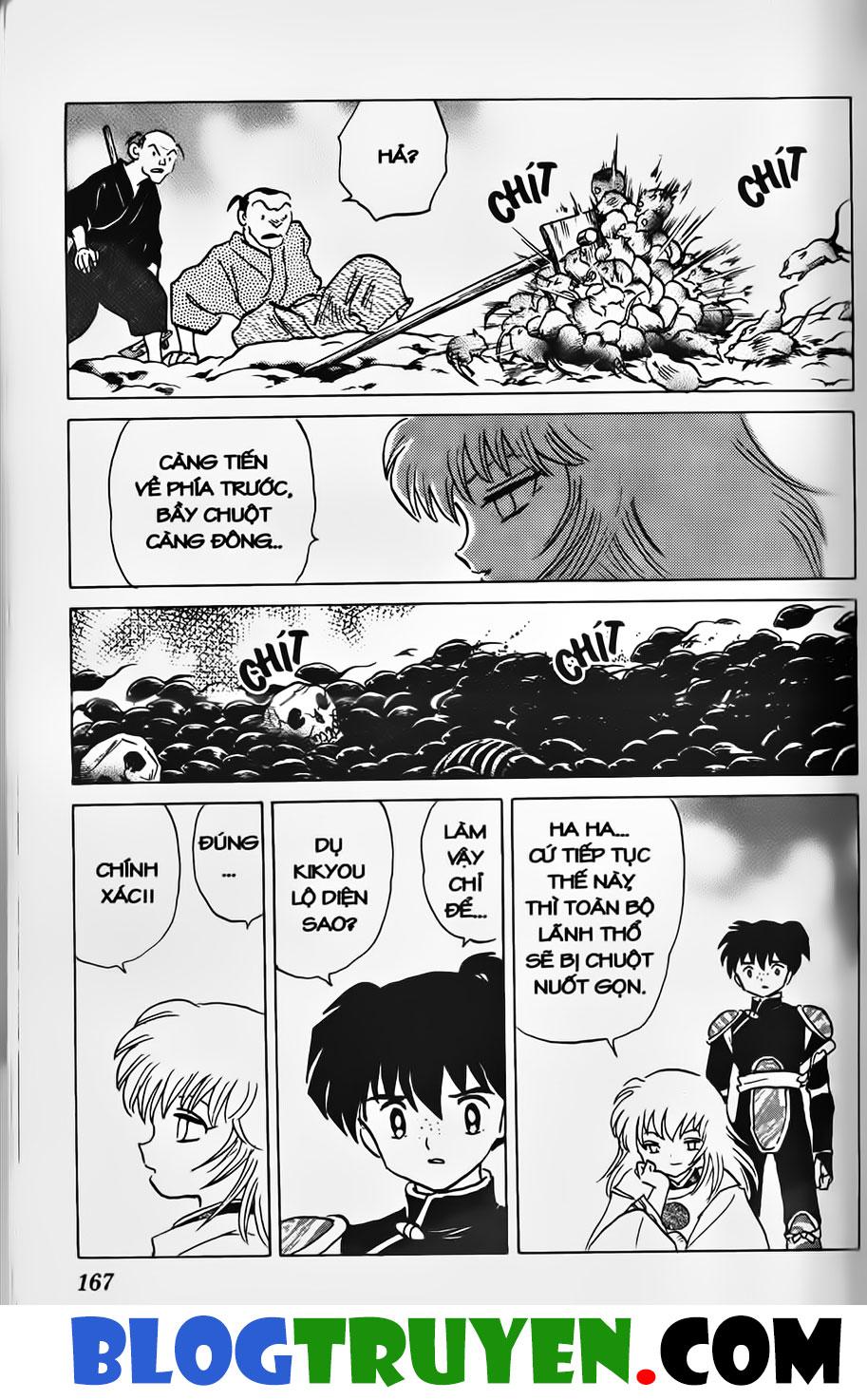 Inuyasha vol 33.9 trang 18