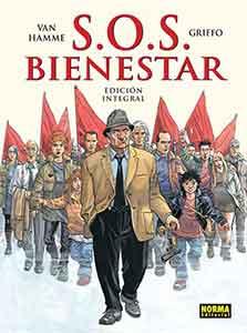 SOS Bienestar un cómic creado por Van Hamme.