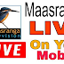 Maasranga tv live streaming on your phone | maasranga tv live