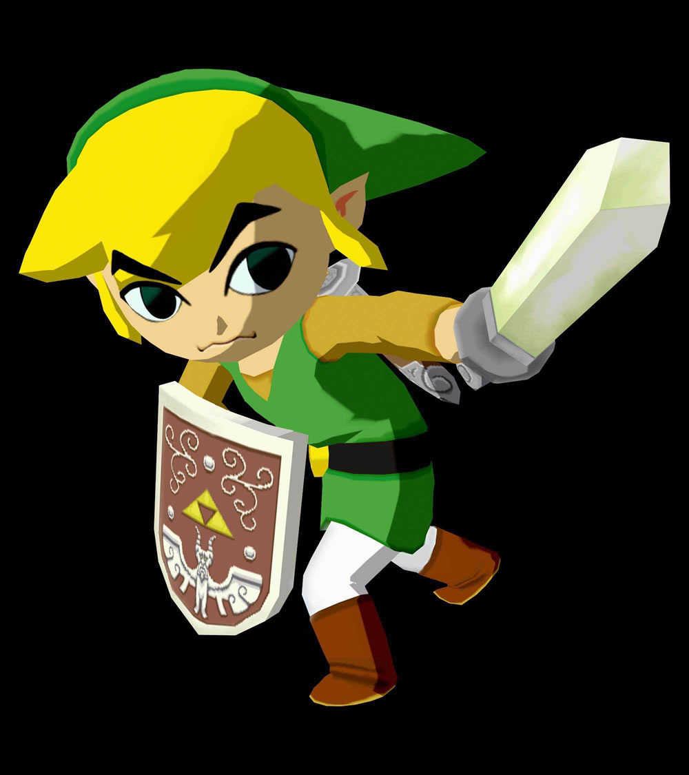 JoekerStraightFlush: The Legend of Zelda: Wind Waker Review
