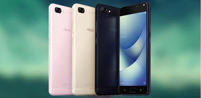 Hape dual kamera - Asus Zenfone 4 Max Pro