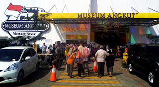 Pilihan Tempat Rekreasi menarik yang wajib dikunjungi di Malang Museum Angkut