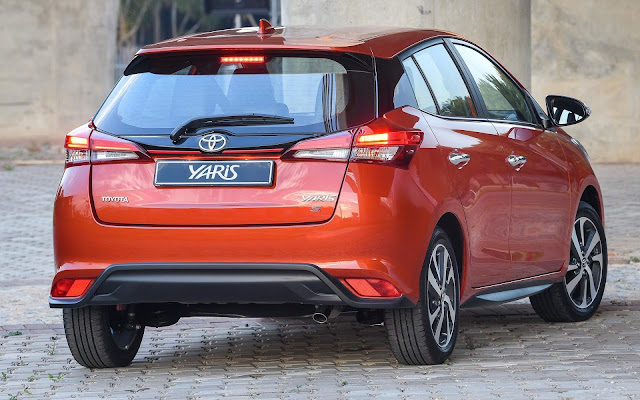 Toyota Yaris Hatch XRS