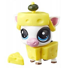 Littlest Pet Shop Series 4 Hungry Pets Cow (#4-145) Pet