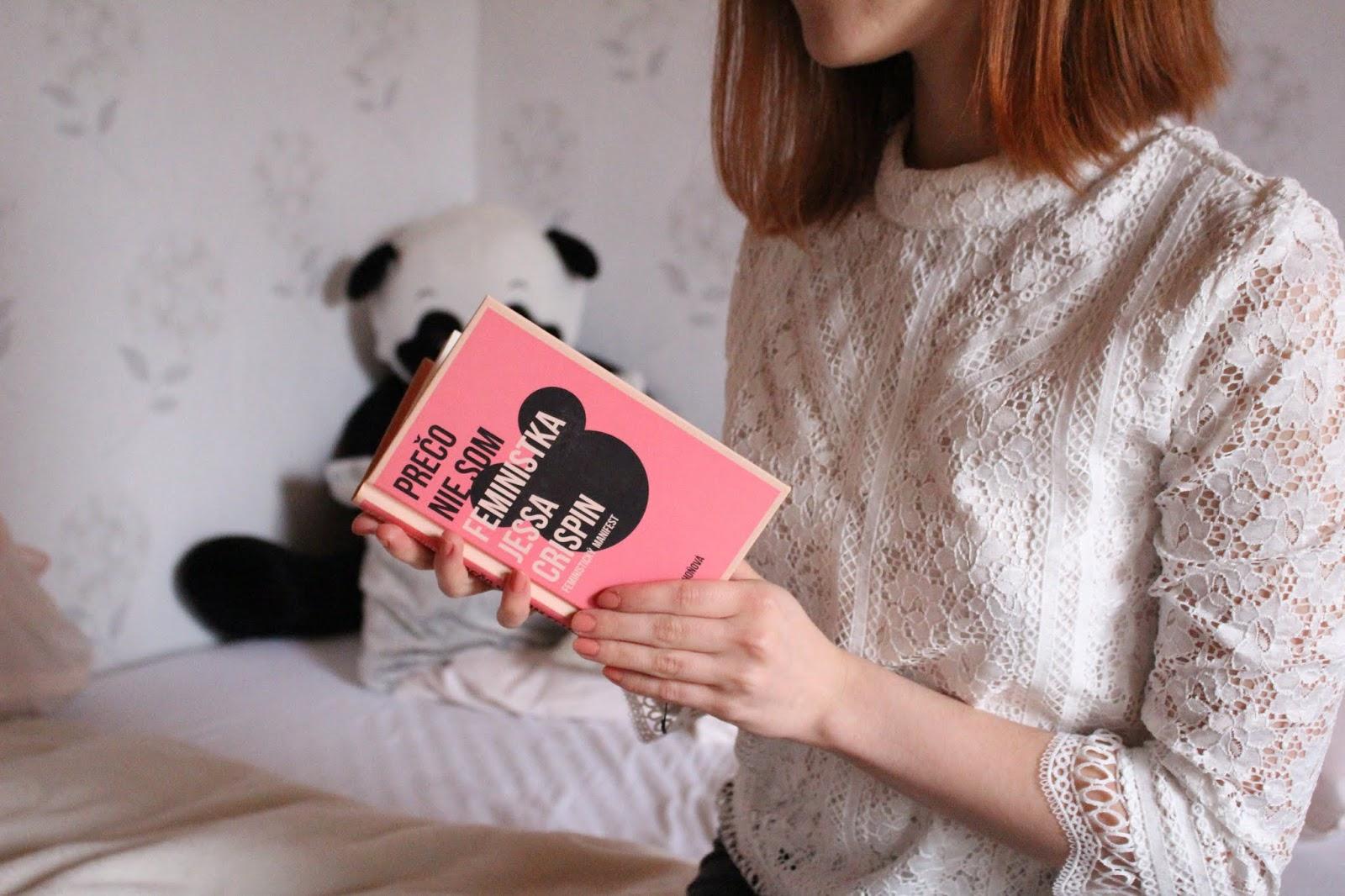 Čím vás môže táto kniha obohatiť? ║ Prečo nie som feministka - Jessa Crispin ║recenzia