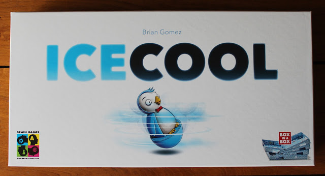 Ice Cool by Brain Games - box art