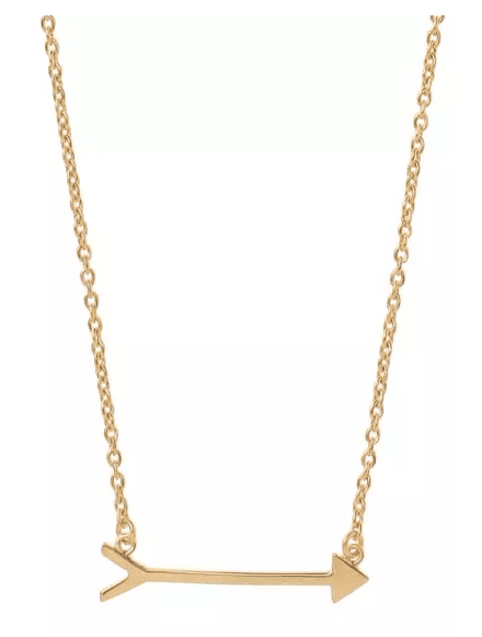 Stella And Dot Arrow Necklace Jewellery Curated