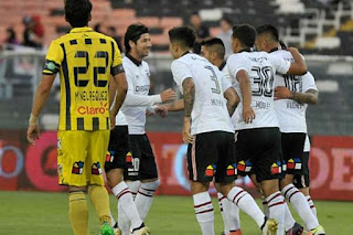 Colo Colo vs Everton CD