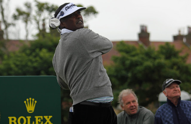 Vijay Singh was once accused of cheating