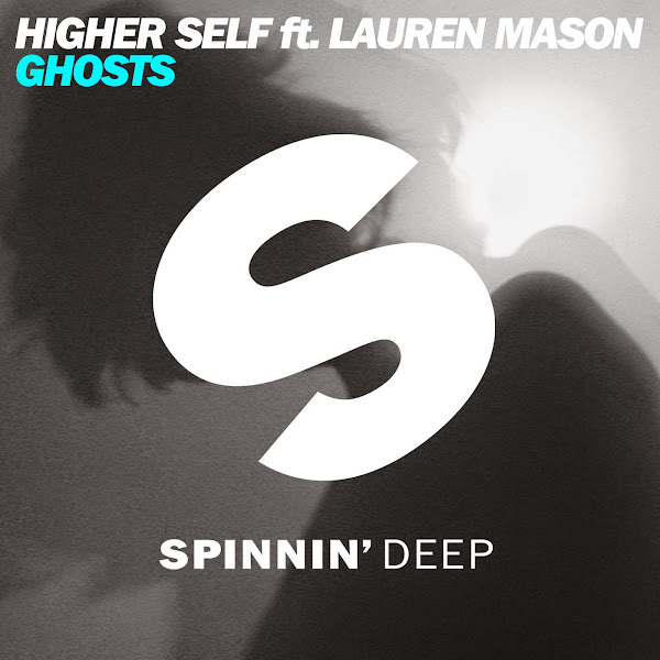 Higher Self - Ghosts (feat. Lauren Mason) - Single  Cover