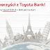 100 zł dla nowych i 50 zł dla obecnych klientów Toyota Bank + lokata 2,25%
