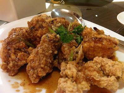 Resep Ayam Goreng Tepung Mentega Spesial
