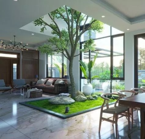 11 Awesome Indoor Gardens & Living Room Decoration Ideas You Will Get Amazed