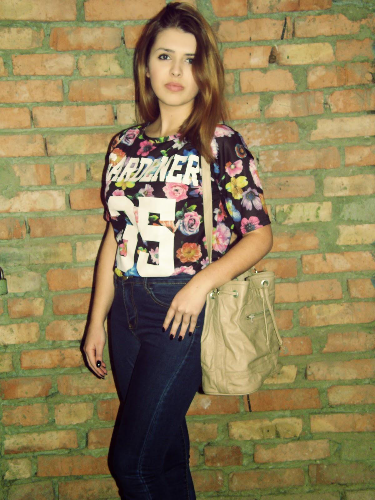Gardener t-shirt ;*