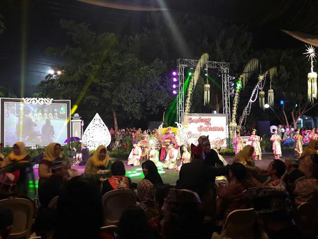 Festival Kuwung 2016 di Banyuwangi.