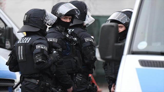 Policía alemana arresta a reclutador de EIIL que planeaba ataques
