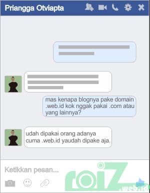 Alasan Menggunakan Domain .web.id