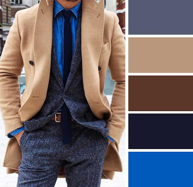 Bej renkli bir paltolar her zaman etkileyici görünür
