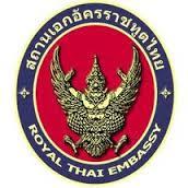Logo of the Royal Thai Embassy