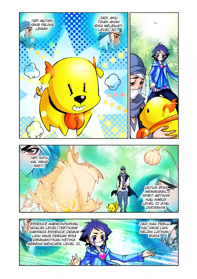 Baca Komik Manga Soul Land Chapter 4 Komik Station